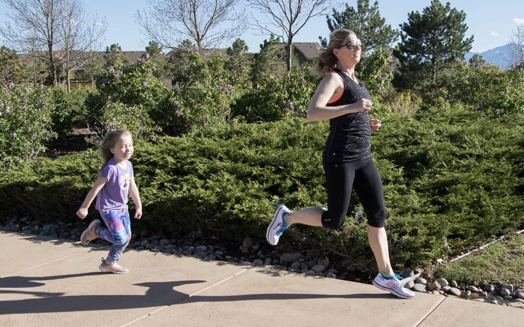 running again after pregnancy