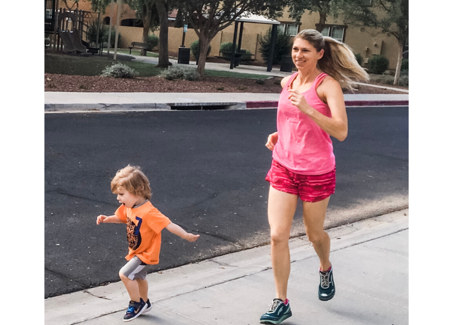 Peeing and Running – my (not so) epic return to running story